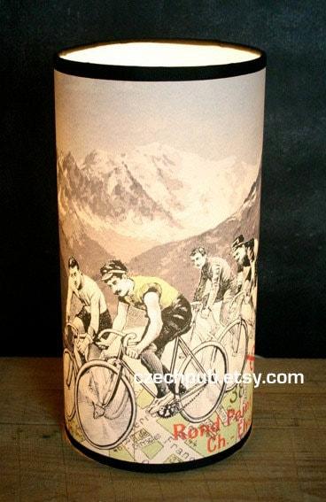 Yellow Jersey Настольная лампа Тур де Франс