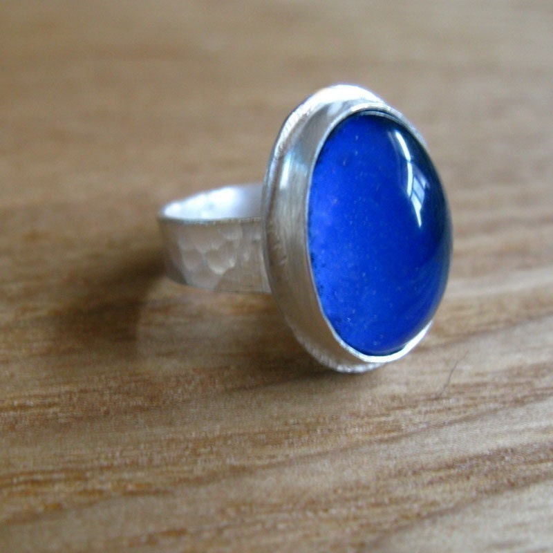 1960s Moody Girl... Sterling Silver Mood Ring