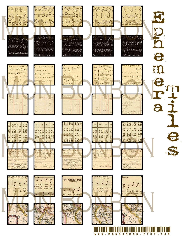 algebra tile template - free online algebra tiles