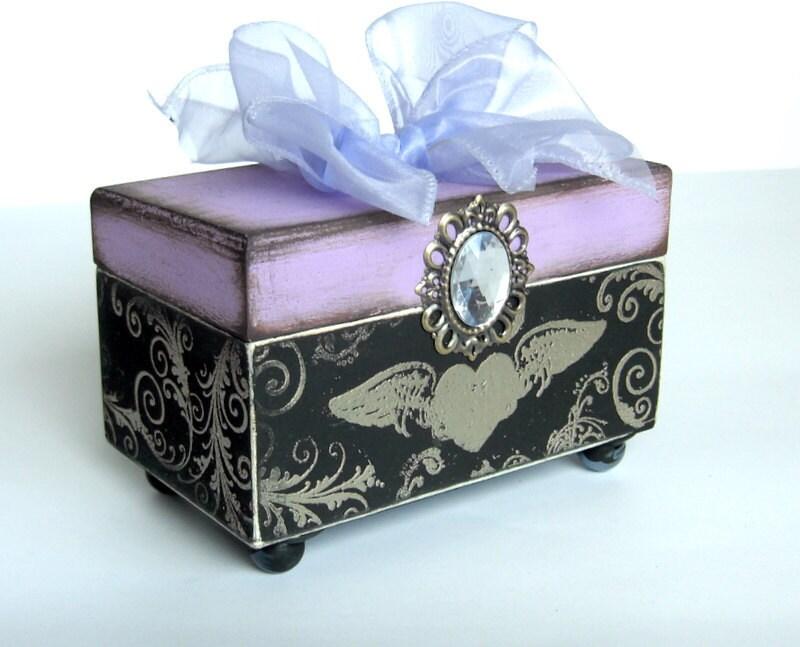 Брелок Box Любовь в воздухе