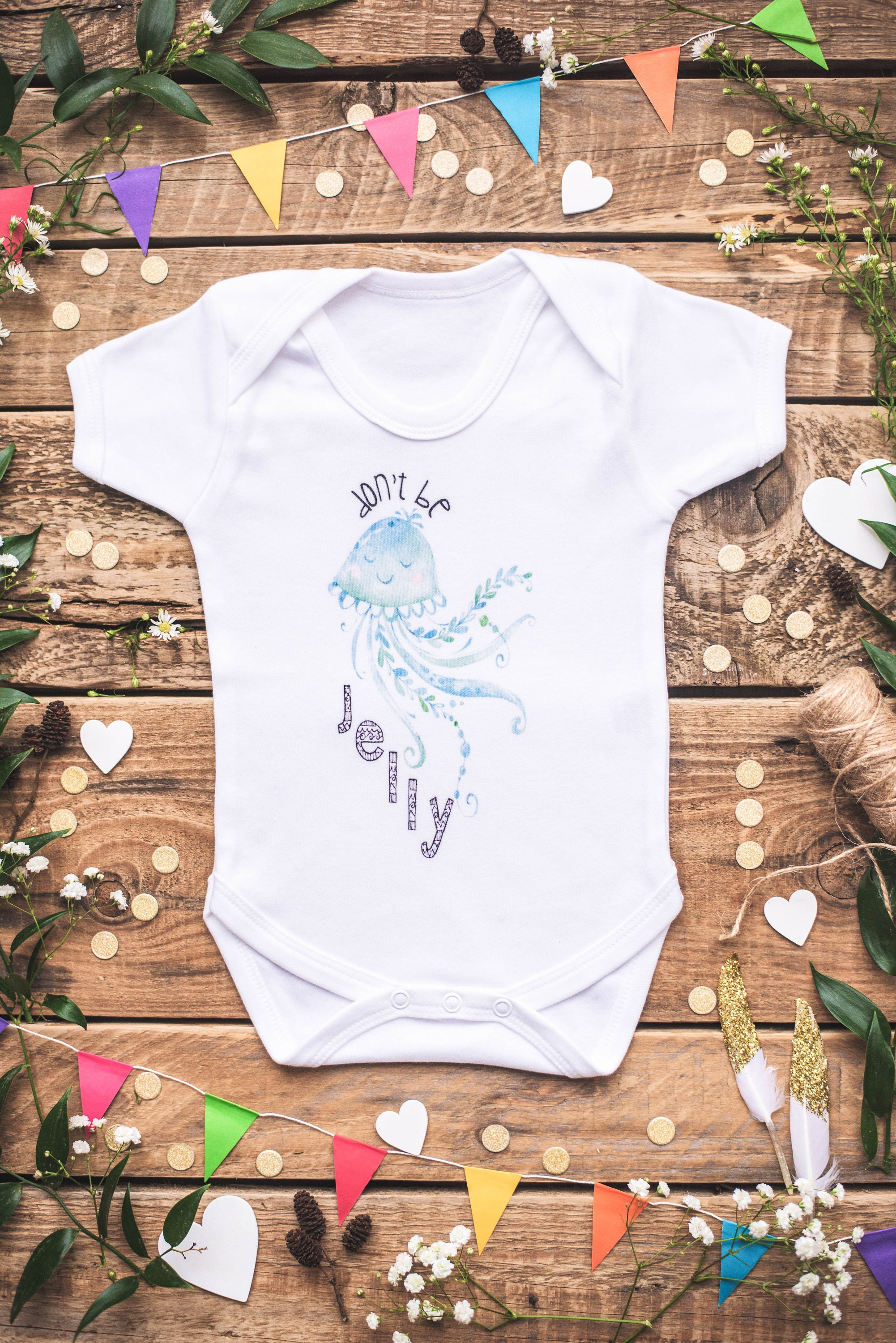 Dont Be Jelly Nautical Baby Clothes Beach Baby Clothing Jellyfish  Baby Clothes Summer Baby Shower Beach Baby Shirt Summer Baby Clothes