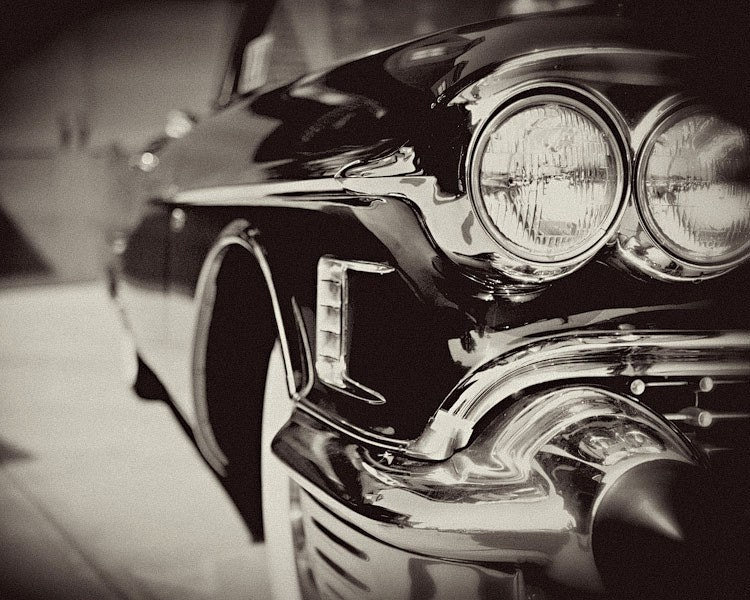classic car photograph cadillac picture by lisarussofineart