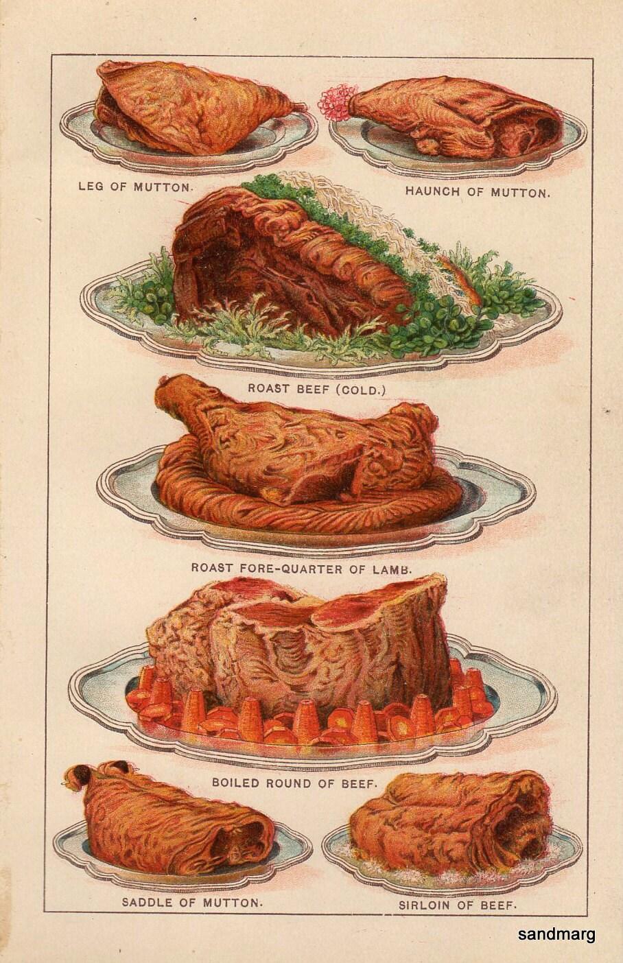 Roast Leg Of Lamb Roasted Leg Of Lamb Recipe Martha