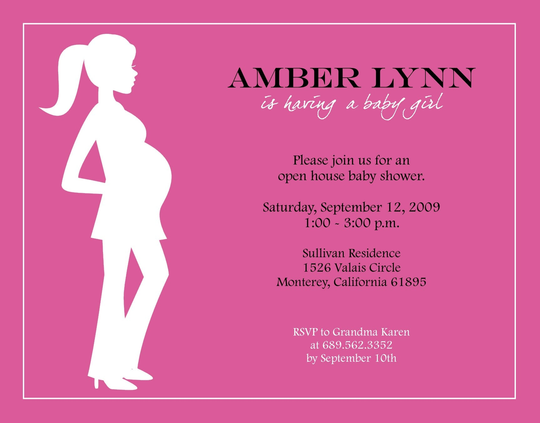 Bridal Lunch Invitations for awesome invitations sample