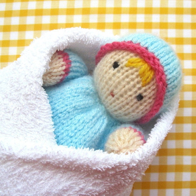 Knitting Pattern Baby Toy : Unavailable Listing on Etsy