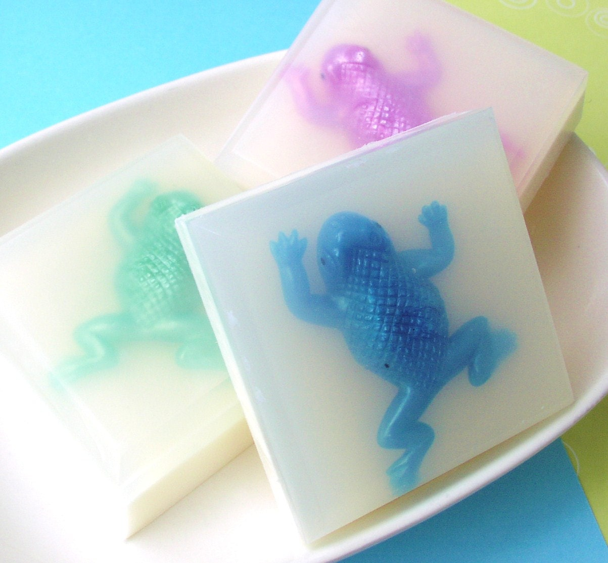Froggie All Natural Glycerin Soap - NEW