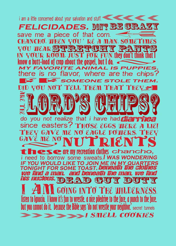Nacho Libre Quotes Hug Hug Kiss Nacho Libre Quotes