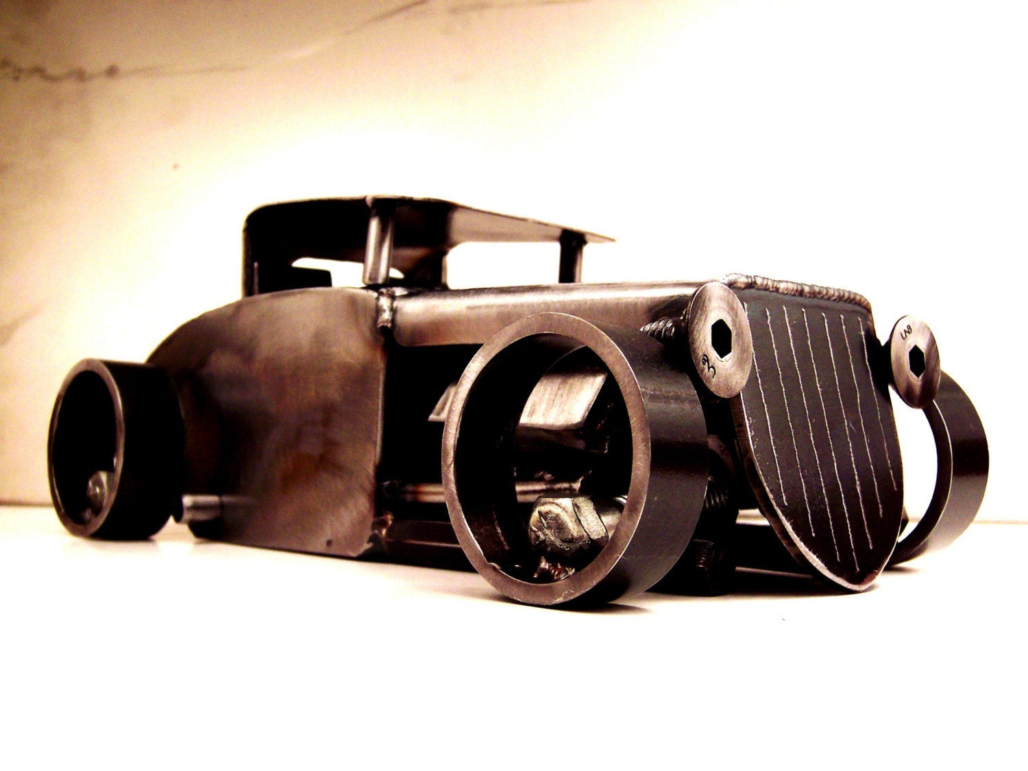 1933 Ford Hot Rod Fear Factor