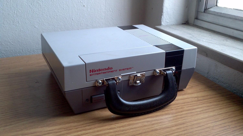 Lunch box NES