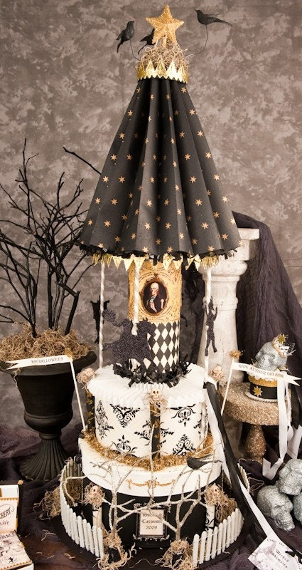 Haunted Halloween Carousel