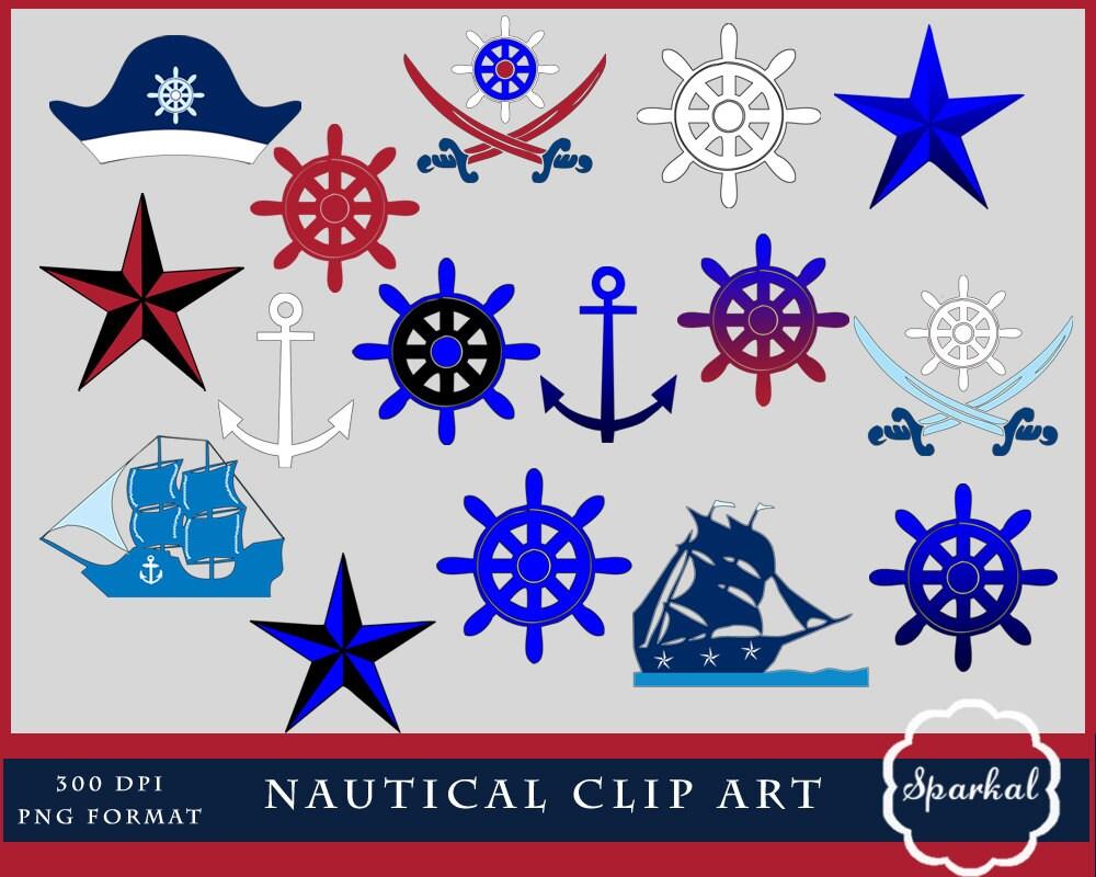 Anchor Clipart Nautical Clip Art Sailor by ...