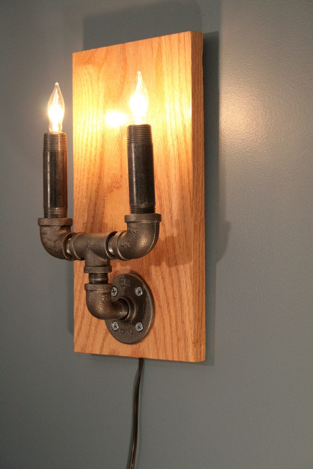 Candelabra Wall Lights : Unavailable Listing on Etsy