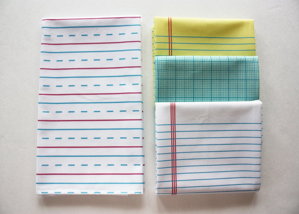 "Handwriting ""Paper"" Towel - Decorative Cotton Tea Towel"