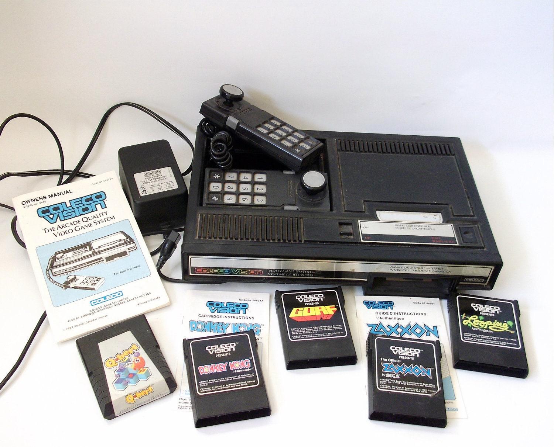 Vintage Video Game System 27