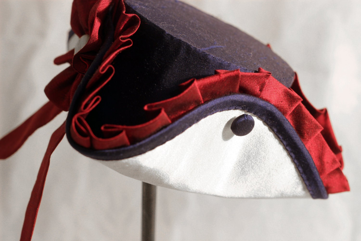 Red, White and Blue Mini Tricorn Hat