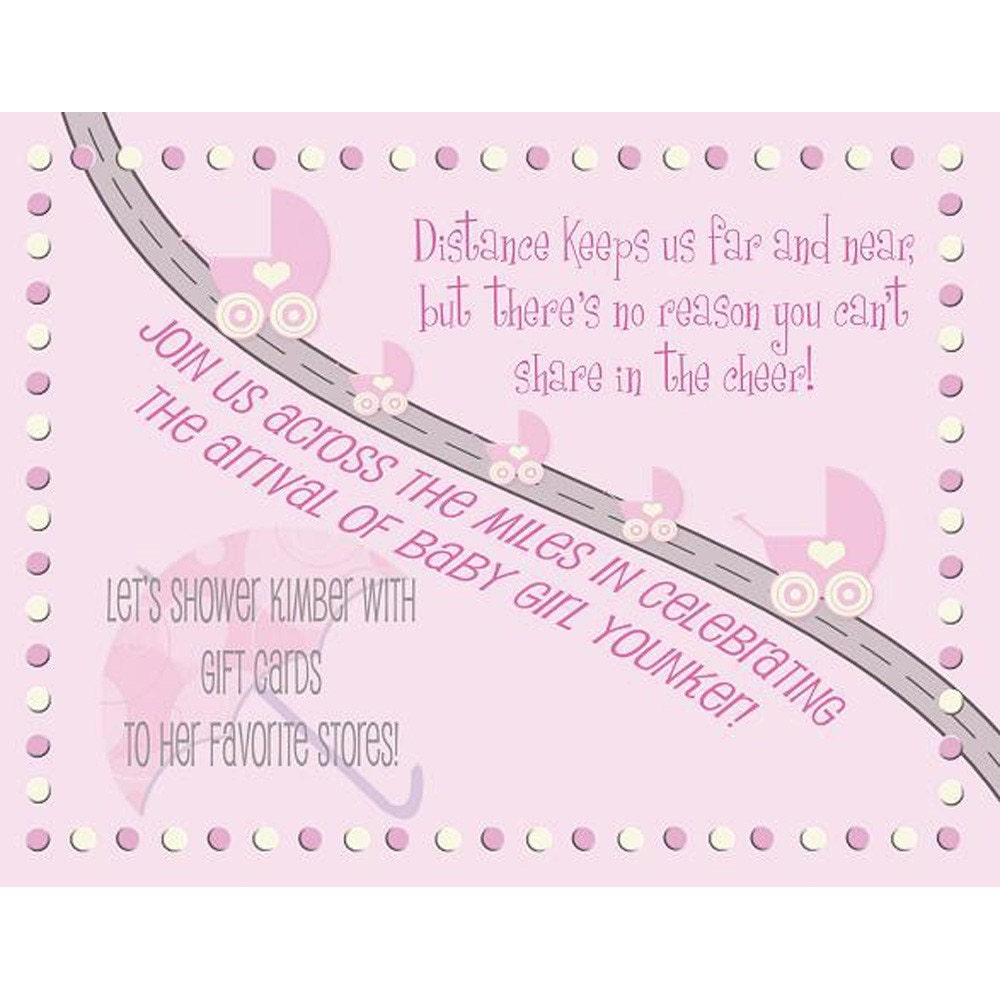 help with baby shower invitation wording - babycenter, Baby shower invitations