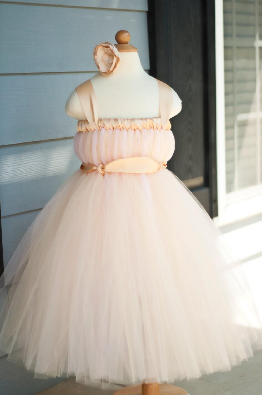 how to make an empire waist tutu dress