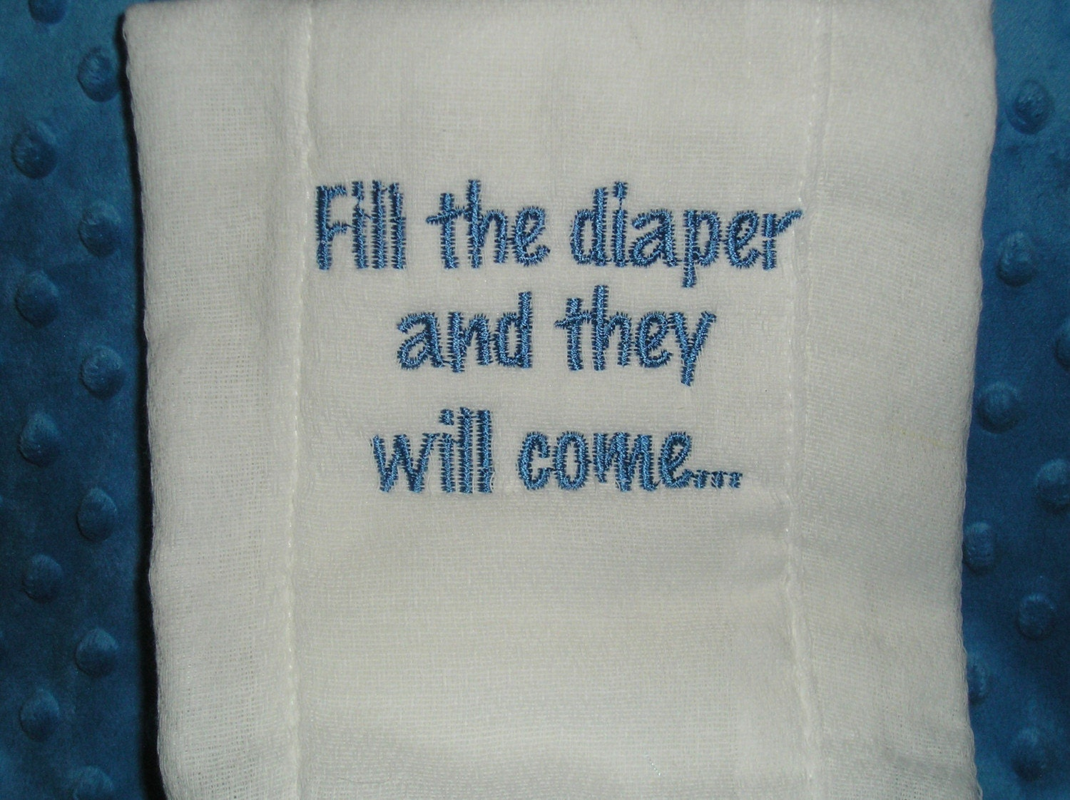 Funny Sayings on Burpcloths
