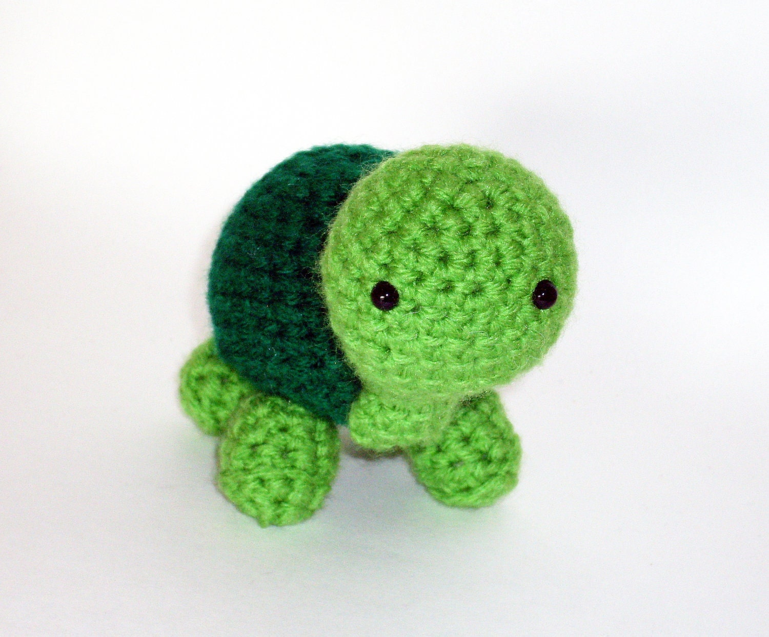 Amigurumi Askina Etsy : Amigurumi Crochet Turtle Stuffed Animal Green by teslas90 ...