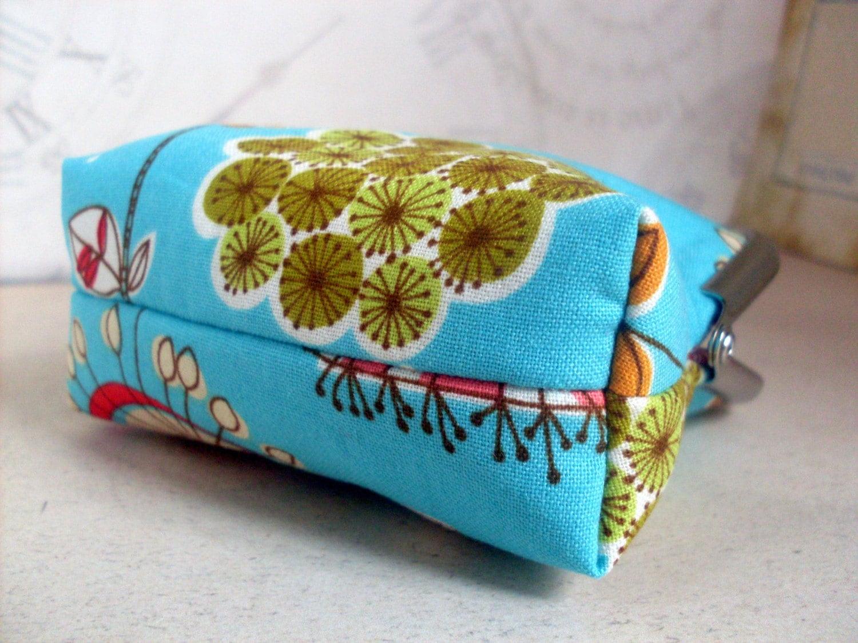 Summer Bloom coin purse