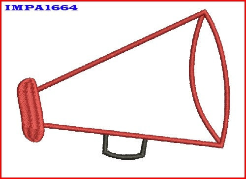 graphic about Printable Megaphone Template identified as Megaphone Template Printable -
