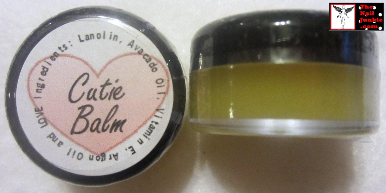 Cutie Balm- .5 ounce jar