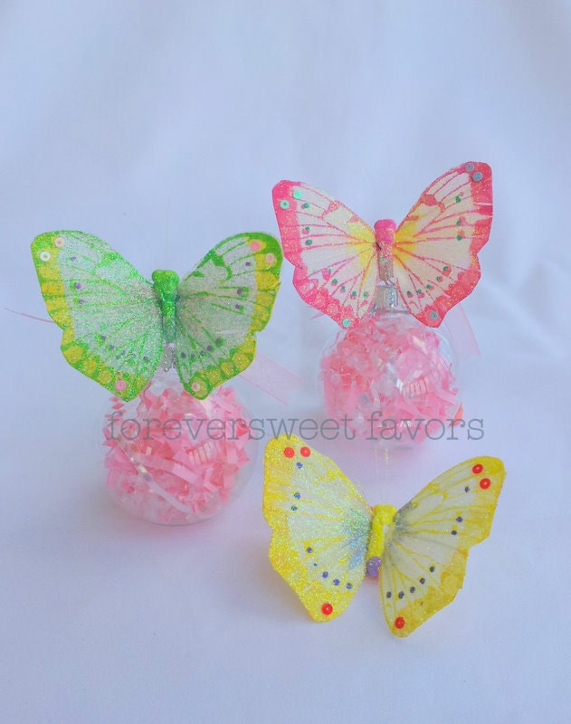 Unavailable listing on etsy for Baby shower butterfly decoration ideas