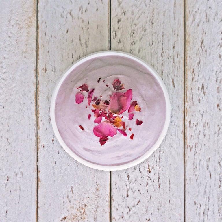 Blushing Phoenix Bathing Whip (VICE) Lychee, Oolong Tea, Palmarosa & Vetiver -Whipped Soap-