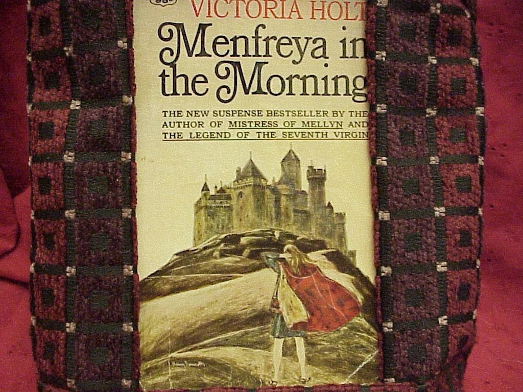 Menfreya in the Morning Bag