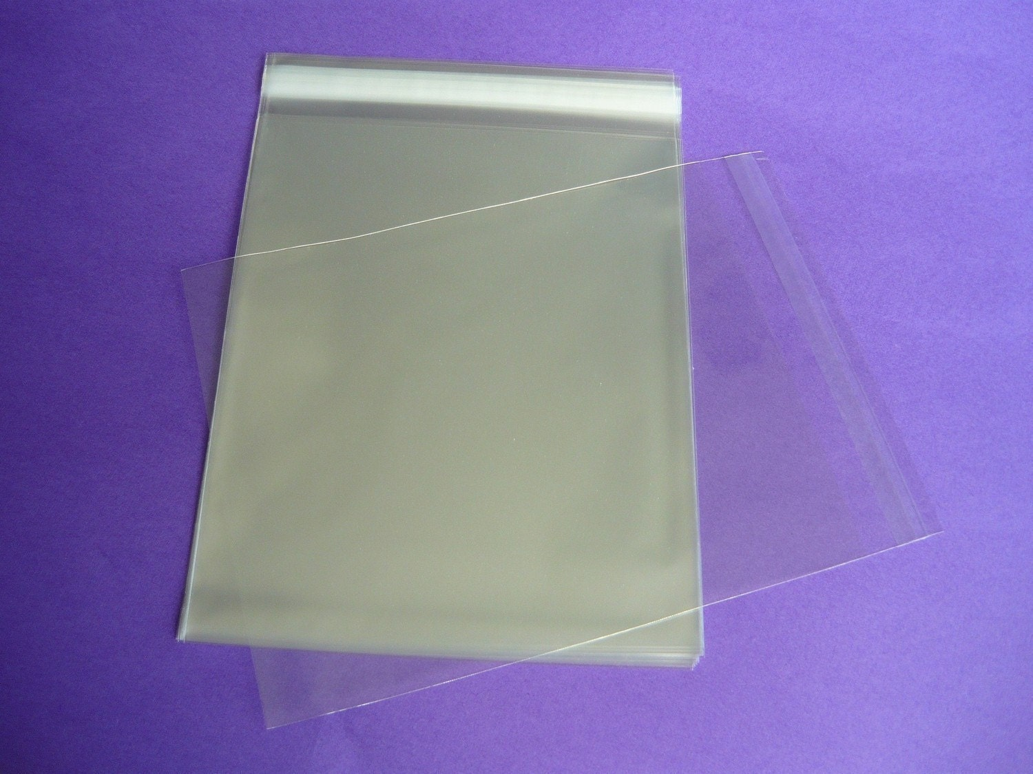 ClearBags 11 x 14 Crystal Clear Bags Art Sleeve Protects Photos 11x14 clear photo sleeves