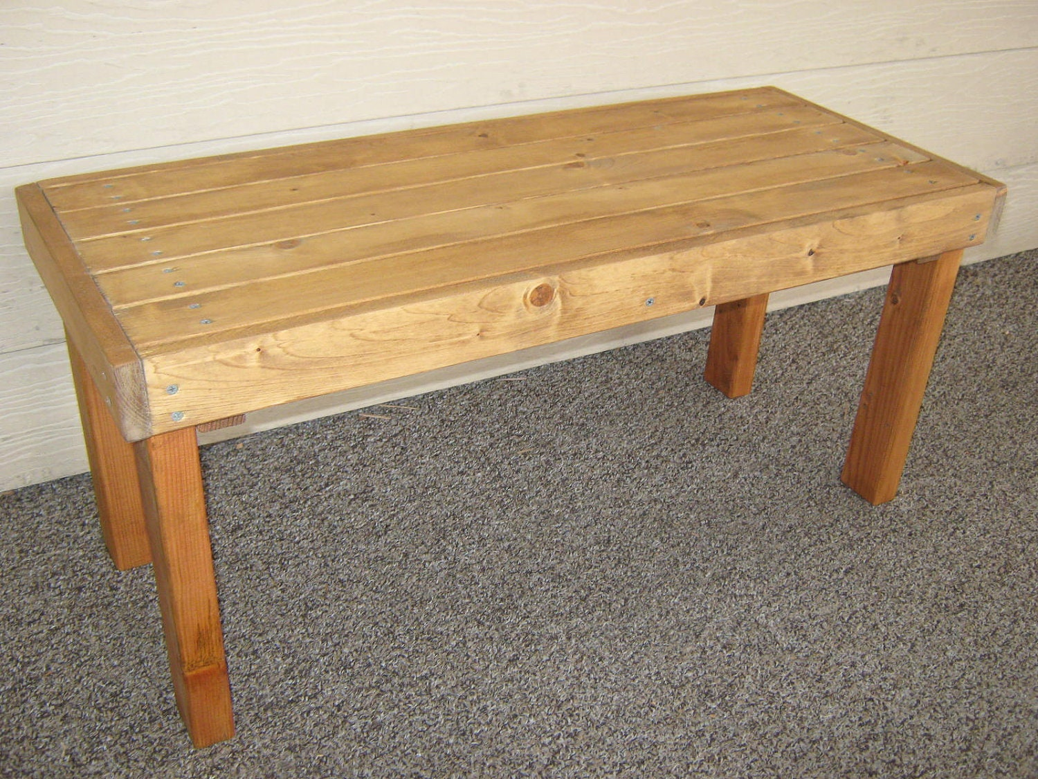outdoor table bench seat plans woodworking camp and plans