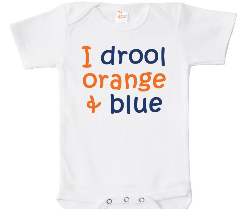 Denver Broncos Baby Football Bodysuit e Piece Baby Apparel