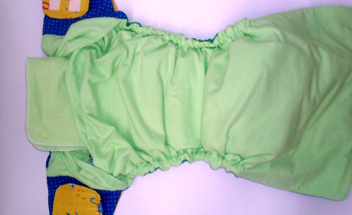 Adult cloth diaper, adult cloth nappy - pocket style