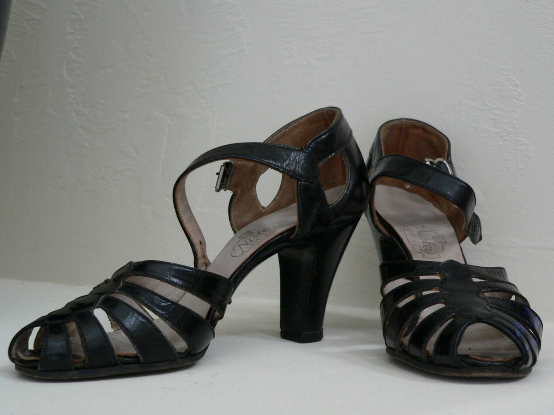 Excellent 1940 Fashion Shoes 1940s Women Shoes