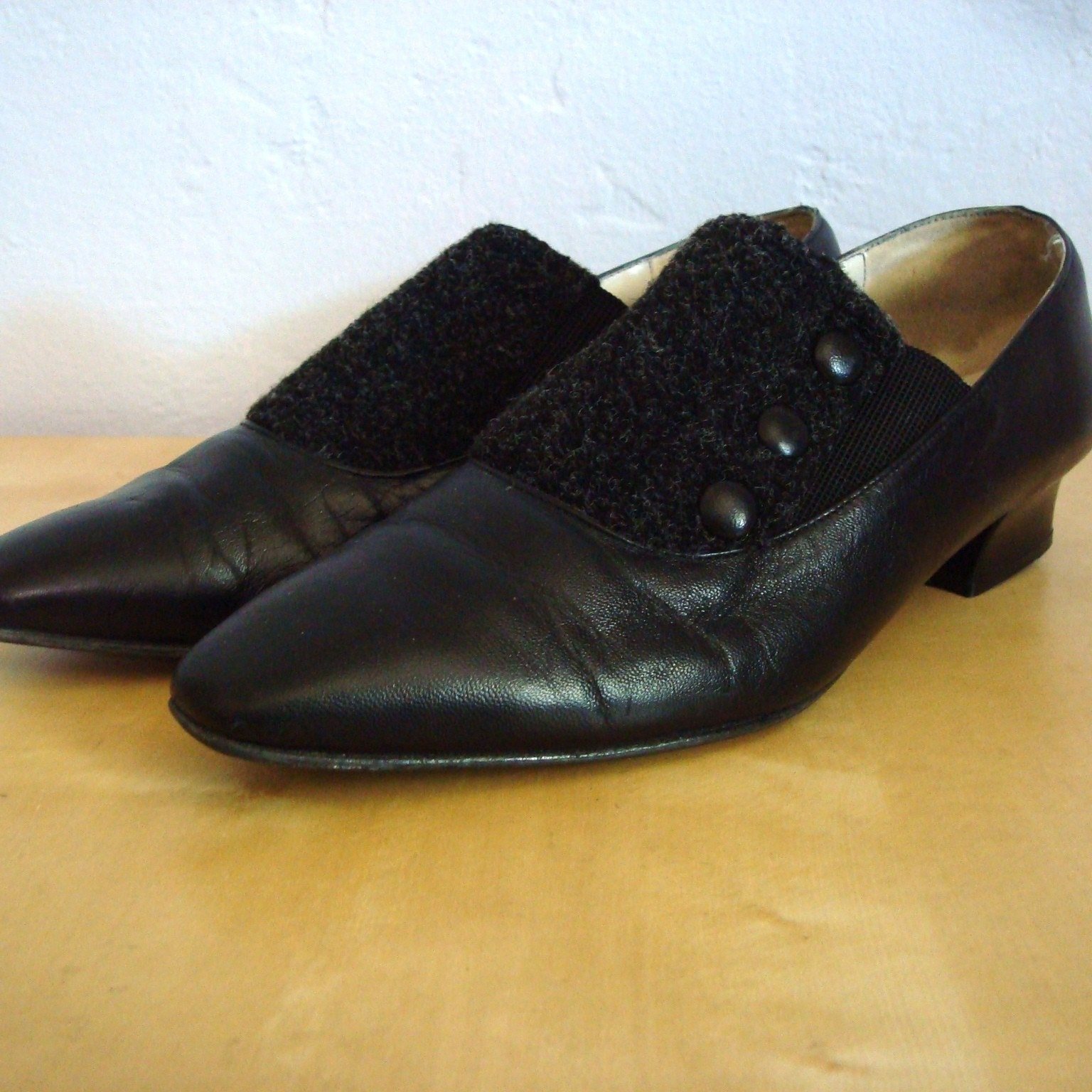 Vintage Fleece VICTORIAN BLACK Formals 8.5