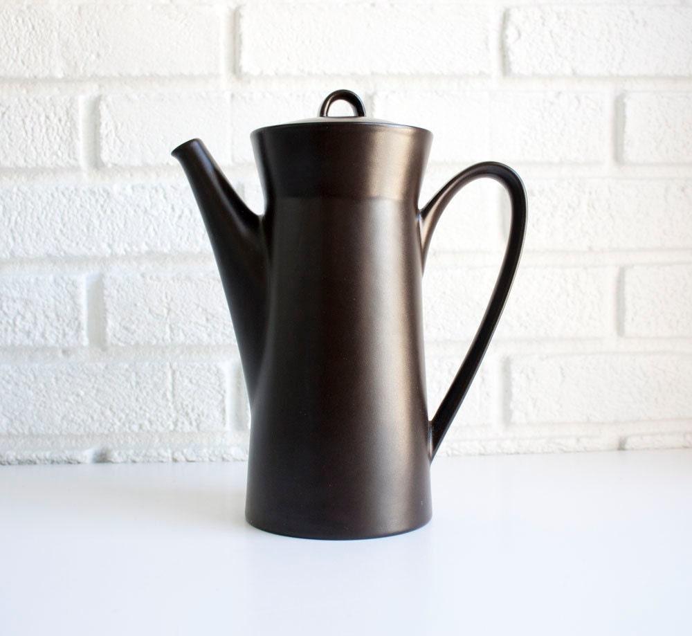 Mid Century Modern Mikasa Teapot