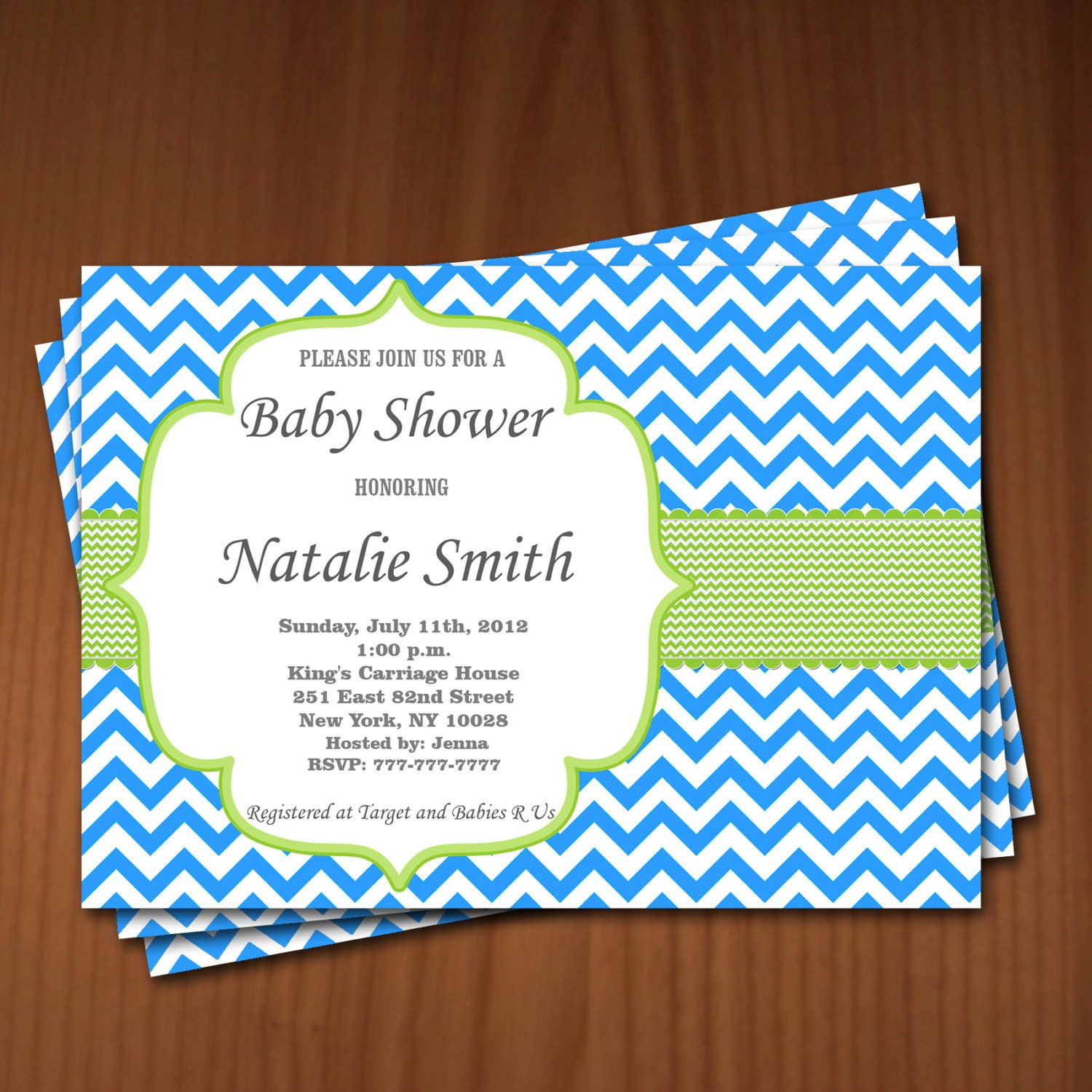 Free Printable Baby Shower Invitations - LoveToKnow