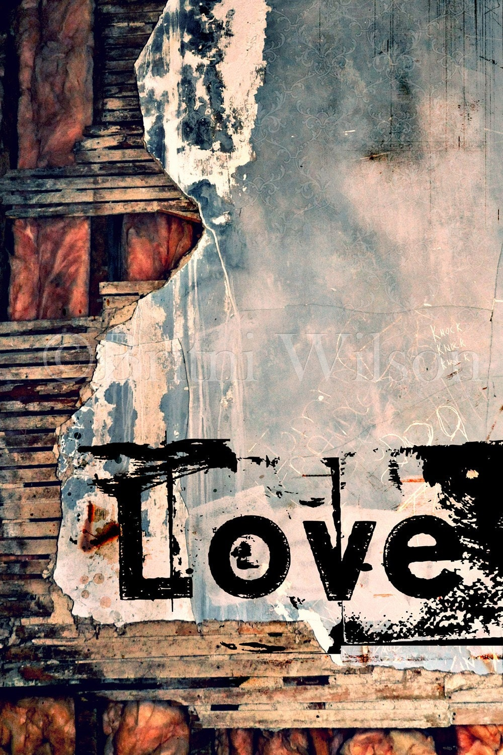 Life and Love. 8x12 Fine Art Print