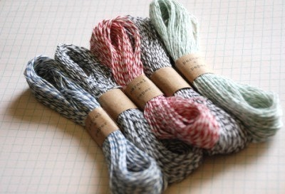 Bakers Twine Variety Pack -- 125 Yards