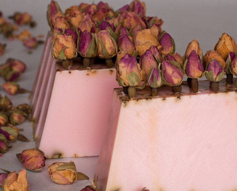 Petit Fleur De Rose, Hand-Crafted Soap
