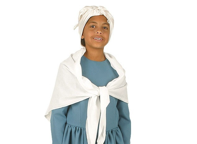Girls sojourner truth costume black history figures of america