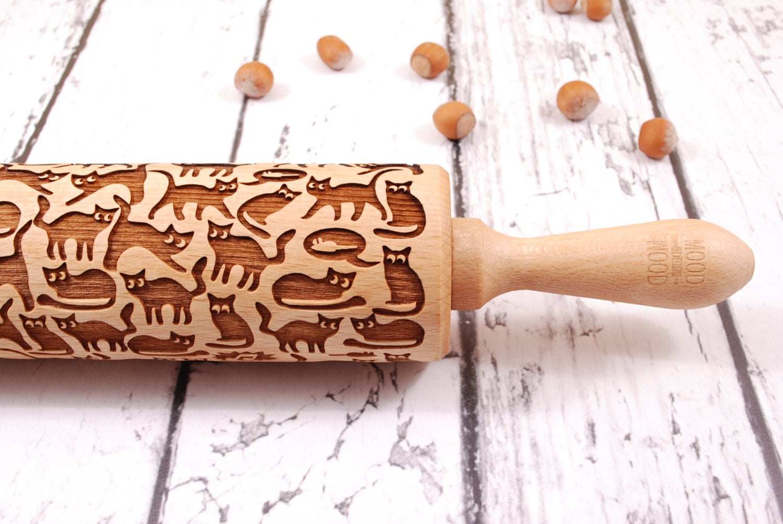 Как сделать деревянную скалку