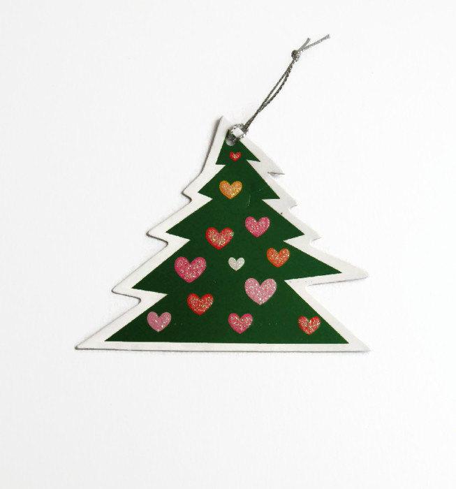 Christmas tags ,Christmas tree tag - LauraCraftsSupplies