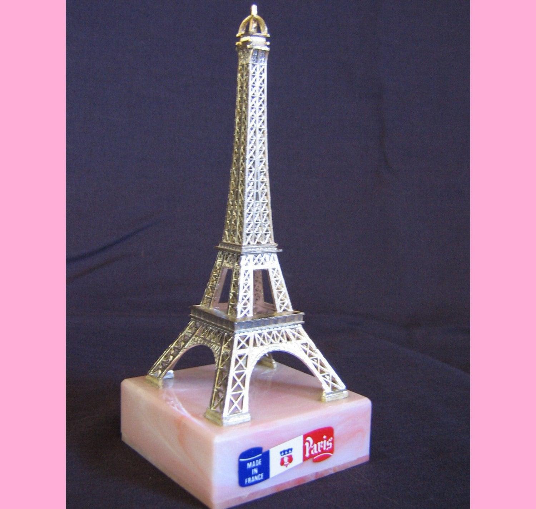 Etsy :: empressjade :: Paris Tour de Eiffel Vintage Statue Box