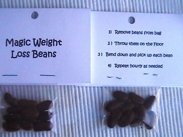 Magic Weight Loss Beans