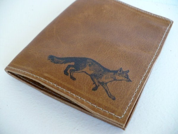 billfold wallet with card slots mens leather custom for you fox