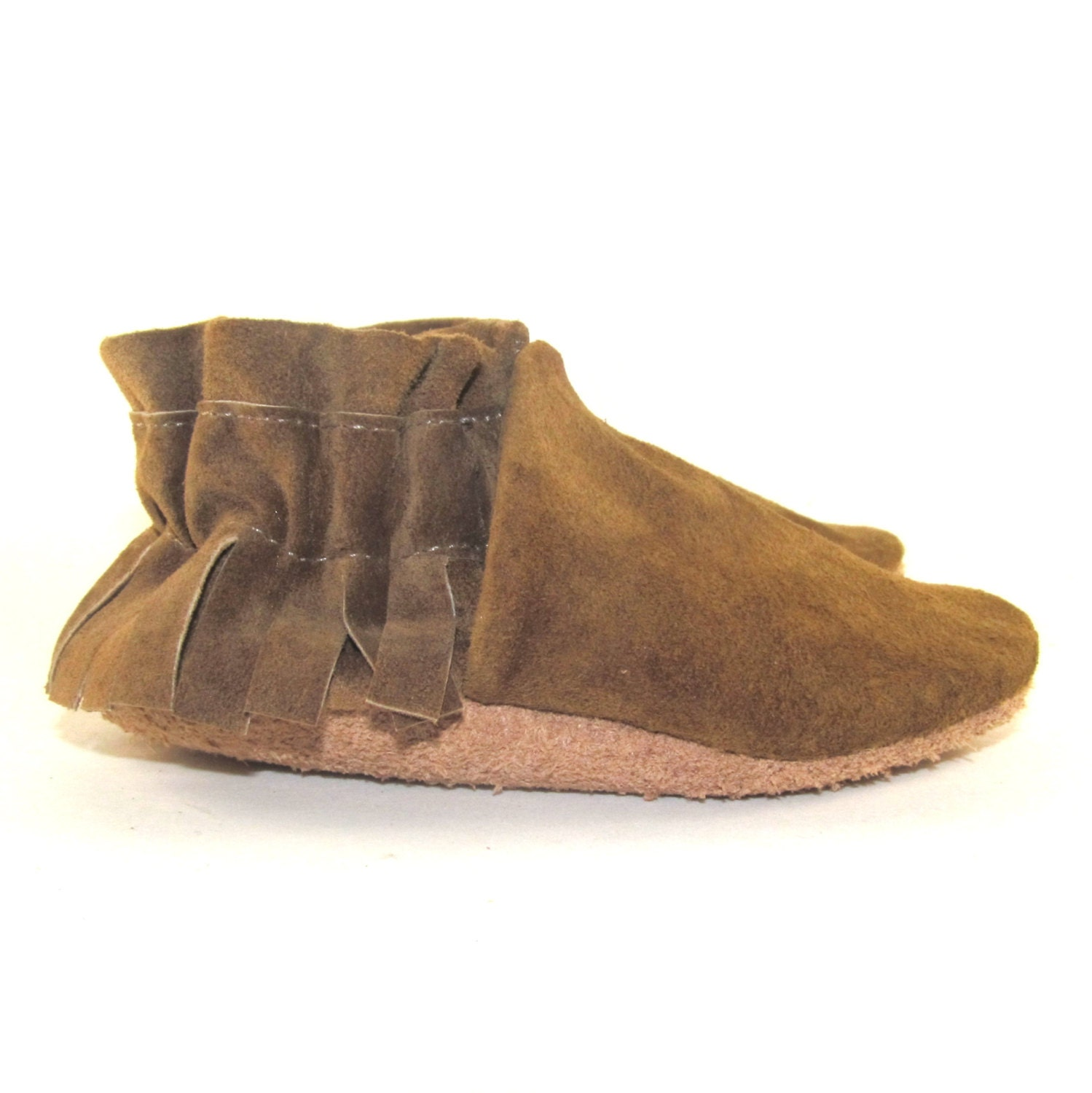leather baby shoes moccasins soft sole eco friendly 12 by