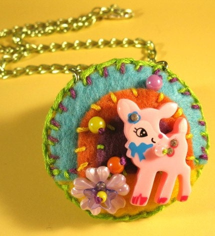Happy Magic Land Necklace