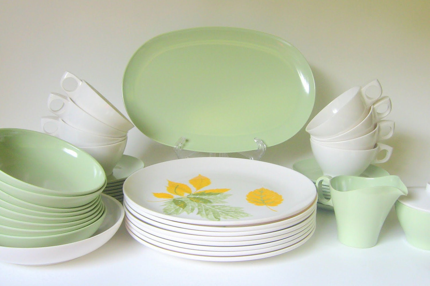 Melamine Dinnerware Deals On 1001 Blocks & Better Homes And Garden Dinnerware Sets - Castrophotos
