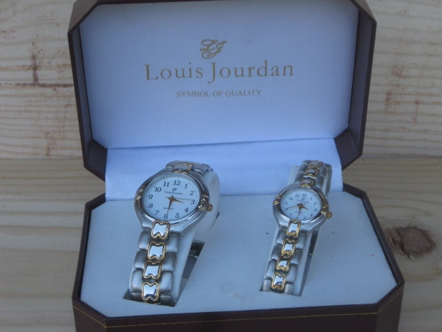matching and womens watches louis jourdon by